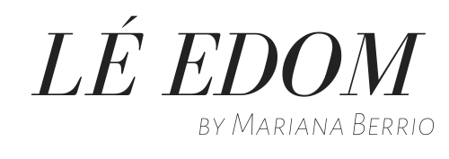 Lé Edom By Mariana Berrio - Your Fashion Advisor